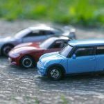 3台の新車